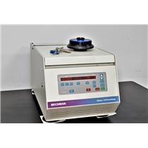Beckman Coulter Allegra 21R Refrigerated Benchtop Centrifuge F2402H Rotor