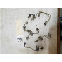 2003-2005 Dodge 2500,3500 5.9L cummins injector fuel lines tag as72171