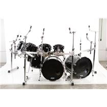 TAMA Starclassic 8-pc Drum Kit Double Kick w/ Cases Owned by Satyricon #35115