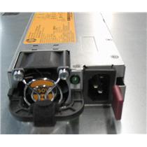 HP 750W 739254-B21 742516-001 COMMON SLOT PLATINUM HOT PLUG POWER SUPPLY