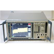 Rohde & Schwarz FSP40 Spectrum Analyzer 9 KHz to 40 GHz 1164.4391.40 CALIBRATED