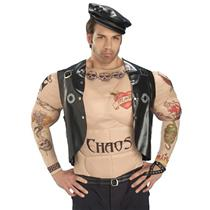 Forum Novelties Macho Biker Man Adult Costume