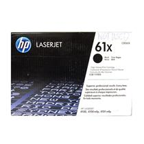 New HP LaserJet 61X Black High Volume Print Cartridge