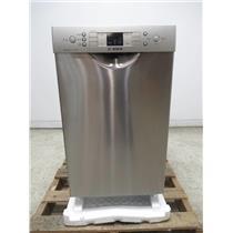 "Bosch 300 Series 18"" 46dBA 4 Part Leak Protection Built-In-Dishwasher SPE53U55UC"