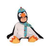 Forum Novelties Plush Penguin Child Costume, Infant Size 1-2