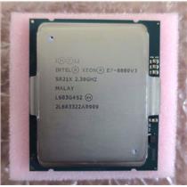 Intel Xeon Processor SR21X E7-8880 v3 18-Core 45M Cache 2.3GHz 150W 9.6GT/s QPI