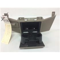 2008 - 2010 Ford F250 F350 F450 Lairat centre cup holders stone tag as31126
