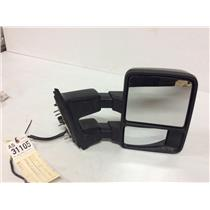 2008-2010 Ford F350  rt power fold/telescope memory factory mirror as31105