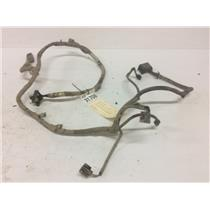 2008-2010 Ford F350 6.4L automatic transmission wiring harness tag as31706
