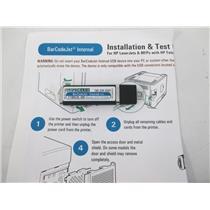 TYPEHAUS 11B52L-00 BarCodeJet Internal f/HP FutureSmart Host USB-3