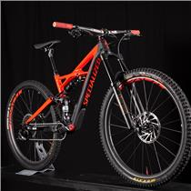 2018 Specialized Enduro Pro 29 Bike Size M, Ohlins and Roval carbon wheels!