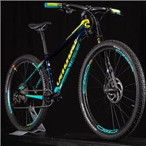 """2017 Cannondale F-Si Carbon 2 Mountain Bike Size Small, 27.5"""" carbon wheels!"""