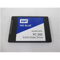 """WD WDS250G1B0A 250GB Blue SATA III 2.5"""" Internal SSD - BB"""