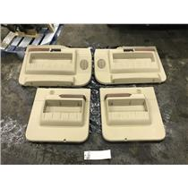 2008-2013 Ford F250 F350 king ranch door panels crew cab as53613