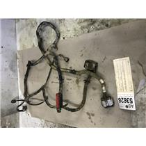 2008-2010 Ford F350 6.4L automatic transmission wiring harness tag as53626