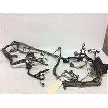 2011-2013 Ford F350 engine compartment wiring tag as31724 bc3t 12a581 b6ej3 sa