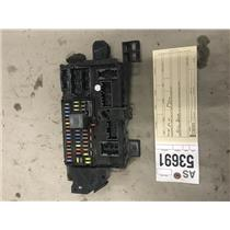 2008-2010 Ford F250 F350 Lariat fuse box gem module part# 7c3t 15604 cm as53691