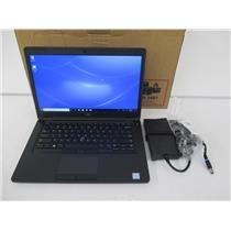 "Dell KK50H Latitude 5491 Laptop i5-8400H 2.5GHZ 8GB 256GB NVMe SSD 14"" W10P"