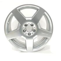 "06 07 08 Mercedes ML350 ML500 ML320 19"" 5 Spoke Alloy Wheel 1644011802 OEM"