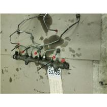 2011-2013 Ford F350 6.7L Powerstroke fuel rail  as53736 bc3q-9d280-ac