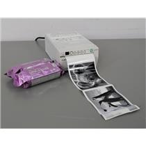 2013 Mitsubishi P95DW Compact Digital Monochrome Thermal Printer Warranty
