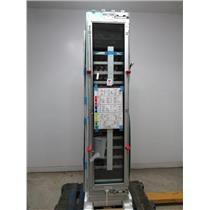 "Gaggenau 18"" Fully Integrated Display Light Dual Zone CP Wine Storage RW414761"
