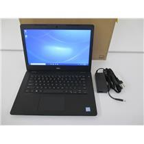 """Dell 2YXPN Latitude 3490 - 14"""" - Core i3-7020U 2.3GHZ 4GB 500GB W10P"""