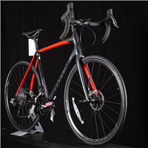 New 2019 Cannondale Synapse Carbon Disc Red ETap Road Bike SRAM RED Size 56