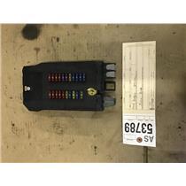 2004-2006 Dodge Mercedes Sprinter fuse box Part# a 901 540 01 50 tag as53789