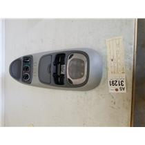 1999-2004 Ford F350 Excursion overhead console tag as31291