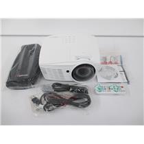 Optoma EH415ST 3500-Lumen Full HD Short-Throw DLP Projector