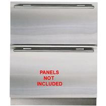 NIB Sub-Zero 27 Inch 5.1 cu. ft. Built-in Double Drawer Freezer 700BFI