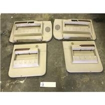 2008-2013 Ford F250 F350 king ranch door panels crew cab as53817