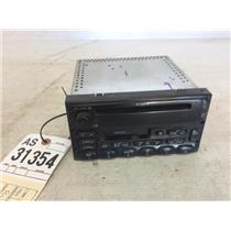 1999-2004 Ford F350 Lariat factory stereo  tag as31354