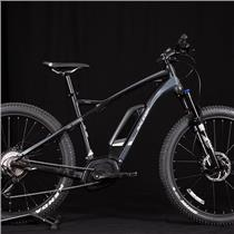 2018 Raleigh Electric Tokul iE eMTB Black Size Large