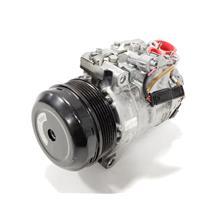 Mercedes Benz AC Air Compressor & Clutch Pulley 0008302700 Genuine DENSO OEM