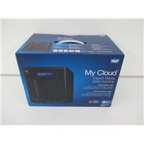 WD WDBWZE0000NBK-NESN WD Diskless My Cloud EX4100 Network Attached Storage - NAS