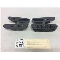 2003-2005 Dodge 1500,2500,3500 black front window switches tag as31277