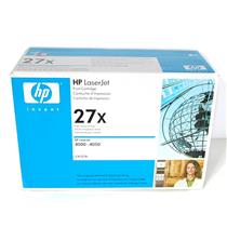 New Genuine HP LaserJet 27X Print Cartridge C4127X for 4000, 4050