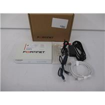 Fortinet FG-60E-BDL Fortigate 60E - Utm Bundle - Security Appliance