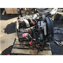 2005-2007 Ford F250/F350/F450/F550 6.0l Powerstroke complete engine tag as53874