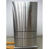 """Bosch 800 Series 36"""" 4-Door French Door Dual Evaporators Refrigerator B21CL81SNS"""