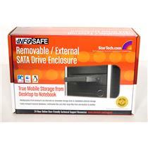 StarTech.com Removable/External SATA HD Enclosure