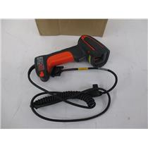 Honeywell 1280IFR-3SER Granit 1280i -RS-232 Long Range 1D Laser Barcode Scanner