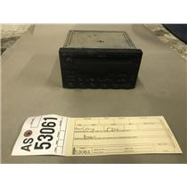 1999-2004 Ford F350 Lariat factory stereo  tag as53061