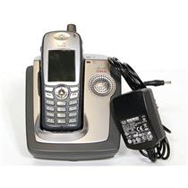 CISCO 7921 Unified Wireless IP Phone CP-7921G-A-K9 VOIP w/ Cradle AS IS