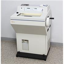 Thermo Shandon Cryotome E Cryostat Microtome 77200187 Issue 4 Tissue Sectioning