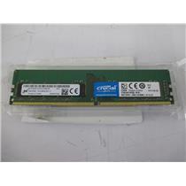 Crucial CT8G4RFS8266 DDR4  8GB - DIMM 288-pin - registered 2Rx8 PC4-2666V