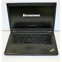 Lenovo ThinkPad T440p Core i7 4th 2.9GHz 16GB 256GB NVidia Intel - Dual Graphics