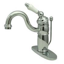 Kingston Bathroom Sink Faucet Polished Chrome KB1401PL